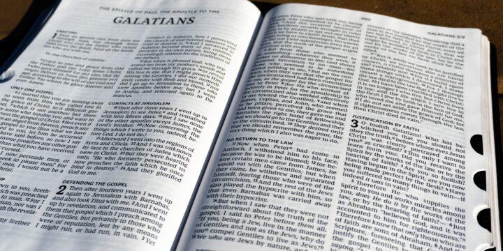 Study of Galatians 2021